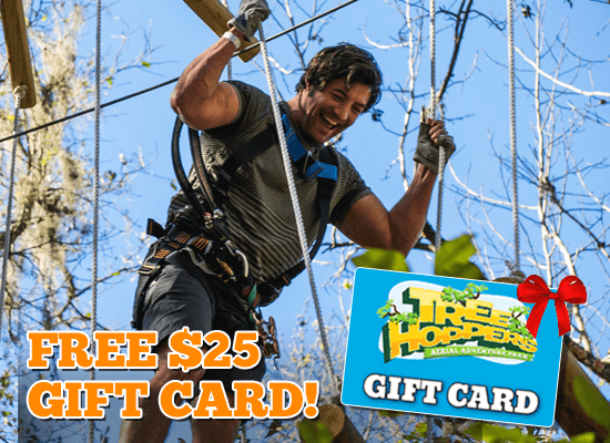 FREE TreeHoppers Gift Card